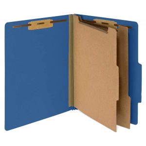 Classification File Folder