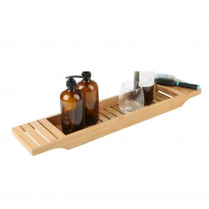 Mind Reader Bathroom Shower Caddy Tray
