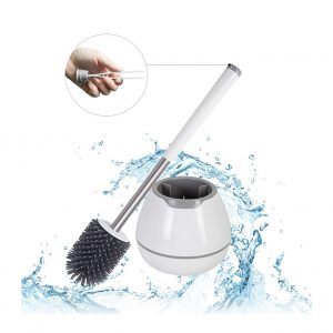 BOOMJOY Toilet Brush and Holder