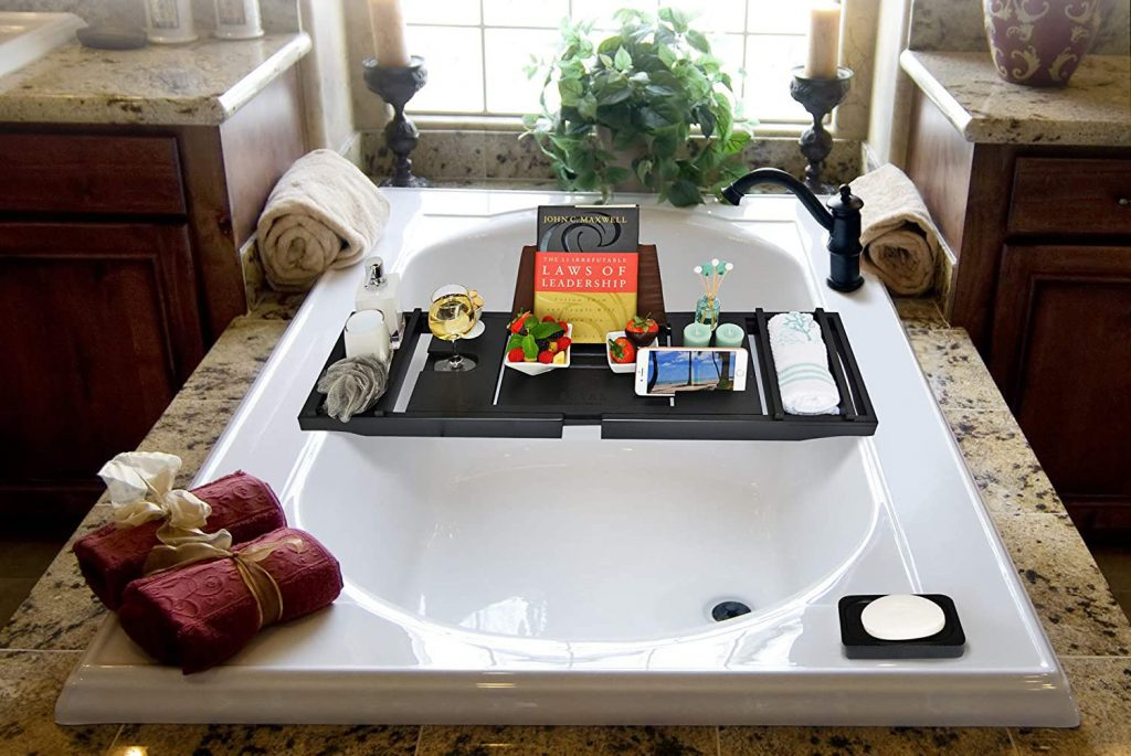 Bathtub Caddy Trays