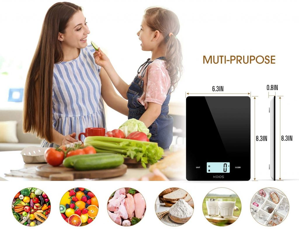 Top 10 Best Kitchen Scale in 2020
