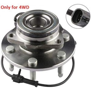 MOSTPLUS Wheel Hub and Bearing