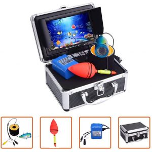 "7"" Color Monitor Portable Underwater Fishing Camera"