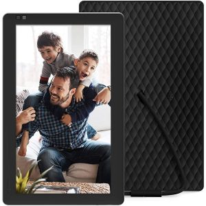 Nixplay Seed 10-inch Digital Picture Frame with WI-FI