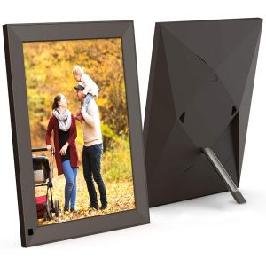 "BSIMB 10"" WiFi Cloud Photo Frame for Digital Pictures"