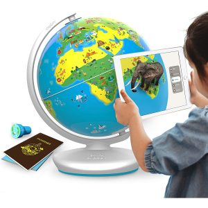 Shifu App-Based Globe For Kids