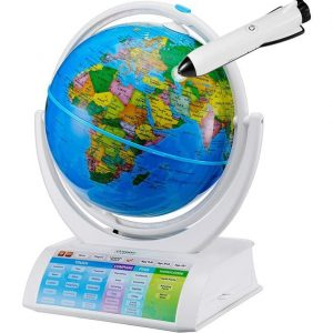 Oregon Scientific SG338R Globe with a Bluetooth Pen
