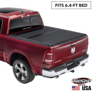 "Undercover ArmorFlex 6'4"" Bed Hard Folding Tonneau Cover Truck Bed Cover"