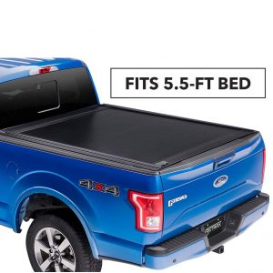 RetraxONE MX Tonneau Cover Retractable Truck Bed, Matte Finish