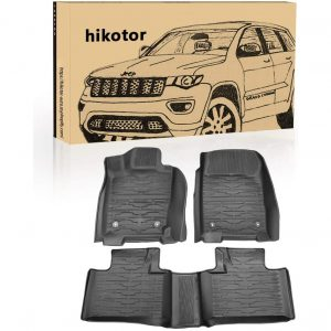 HIKOTOR Rubber Slush Mats