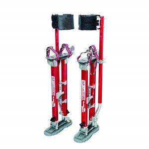 BuildMan Metaltech 24 to 40 Inches Drywall Adjustable Stilts