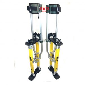 SurPro Dual Legs Magnesium Drywall Stilts 24 to 40 Inches
