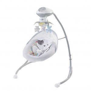 Fisher-Price Sweet Dreams Baby Bouncer Swing