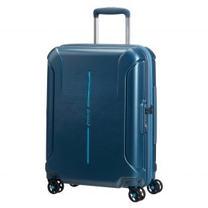 American Tourister Carry On 20 Inches Hardside Luggage with Spinner Wheels