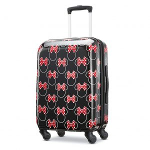 American Tourister Disney 21 Inches Carry On Hardside Luggage