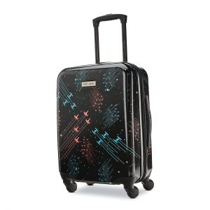 American Tourister Star Wars Carry On 20 Inches Spinner Wheel Luggage