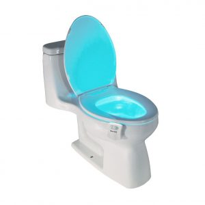 Best Light Motion Activated Toilet Night