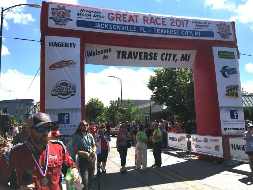 The 2017 Great Race