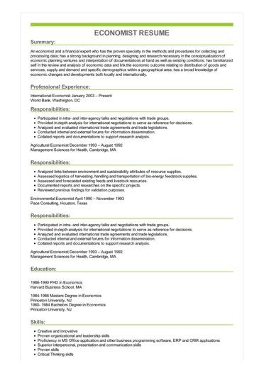 job descriptions and resume examples