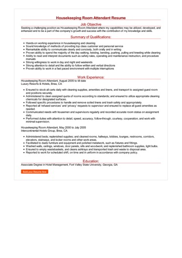 great sample resume examples