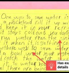 What does 3rd grade writing look like?   GreatSchools [ 1080 x 1920 Pixel ]