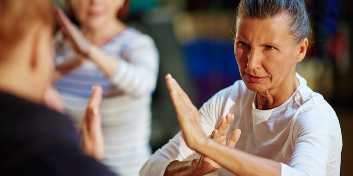 Self-Defense for Seniors: How to Protect Yourself