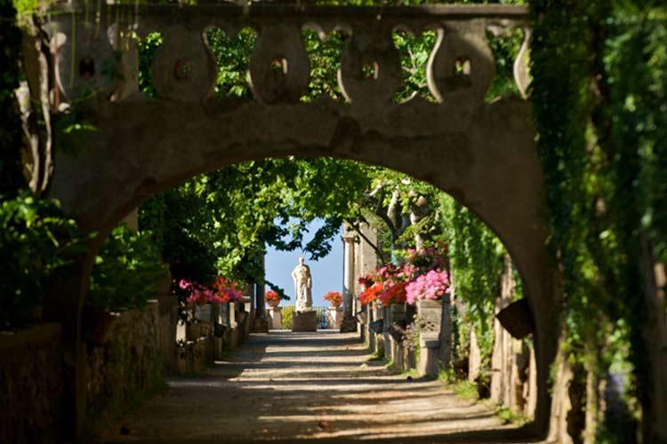 Villa Cimbrone a boutique hotel in Amalfi Coast