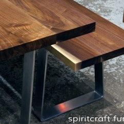 Steel Chair In Slab India Custom Solid Hardwood Table Tops Live Edge Slabs