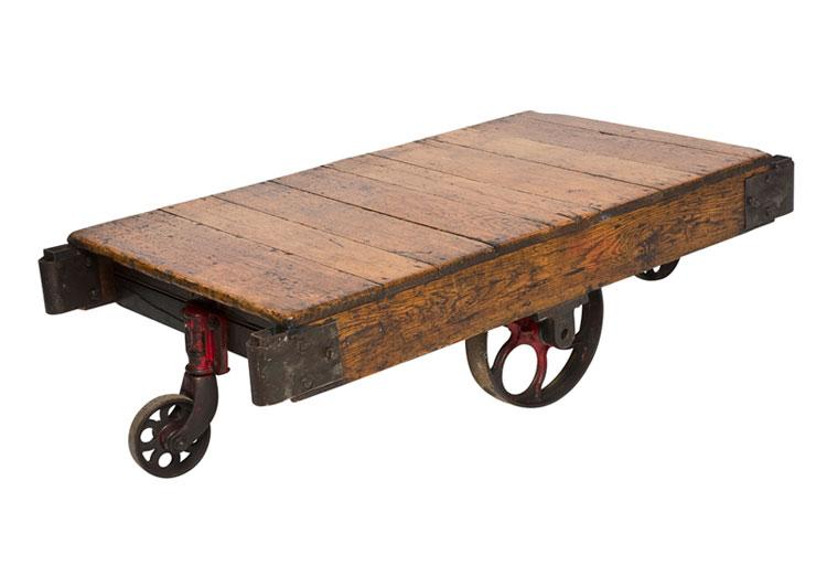 factory cart new item