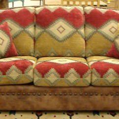 Southwestern Sofas Coaster Knottley Sectional Sofa Arizona Southwest Living Room Couches Chairs Collection Furniture