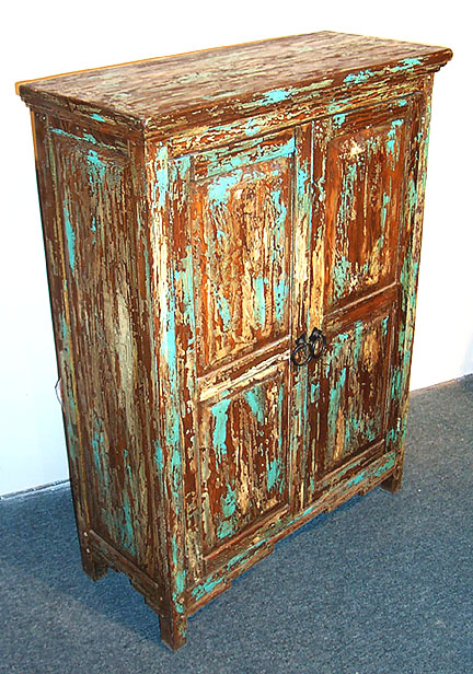 Southwest Cabinets Buffet Corner Jewelry Hutch Curio