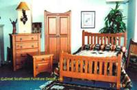 New Mexico Southwest Bedroom Furniture Collection