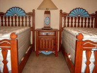 Santa Ana, Southwest Style Bedroom Set