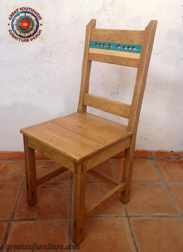 Taos Southwest Style Dining Set Tables Chairs China