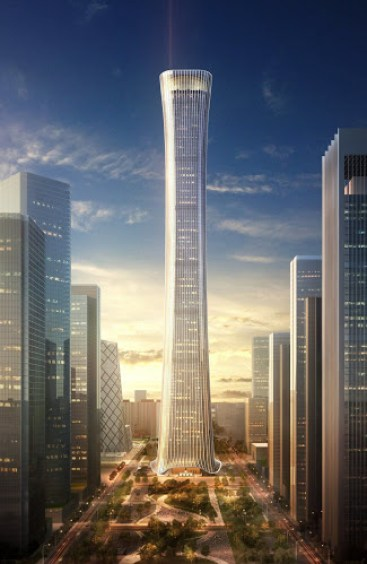 CITIC-Tower Top 10 Tallest Buildings In The World