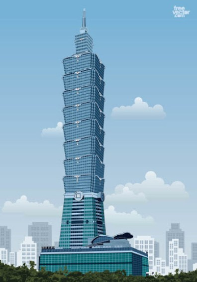 Taipei Top 10 Tallest Buildings In The World