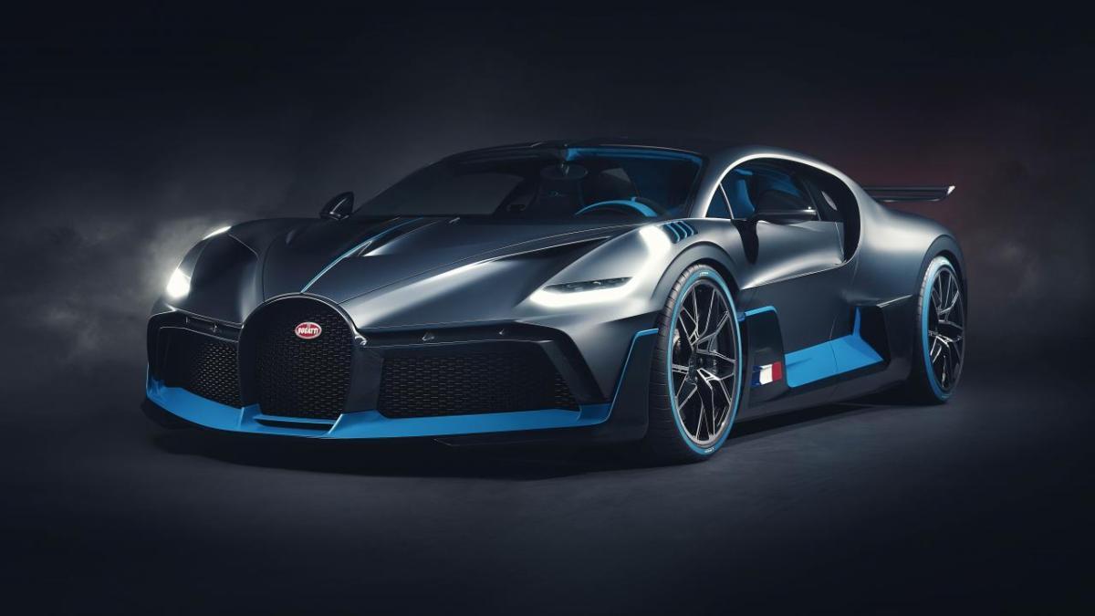 Bugatti Divo Top 10 expensive car