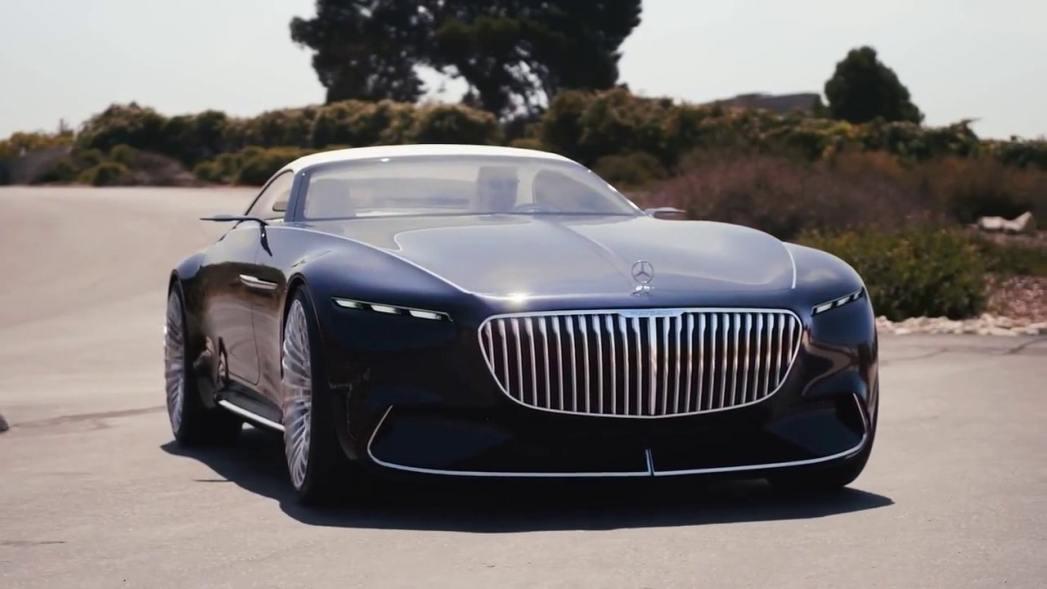Mercedes Benz Maybach Exelero