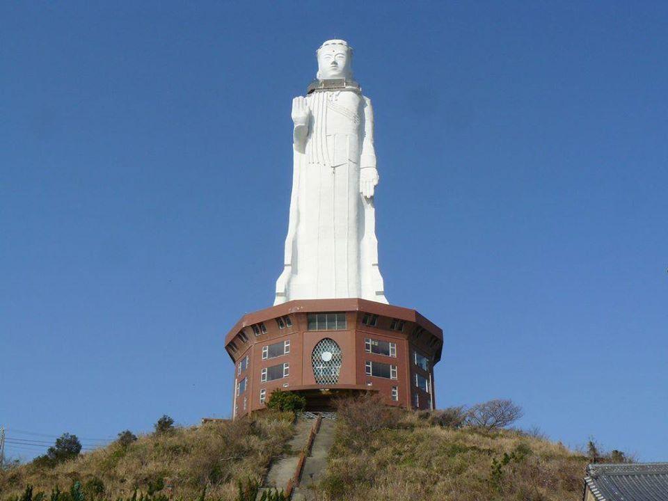 Awaji Kannon Top 10 Tallest Statue in the World