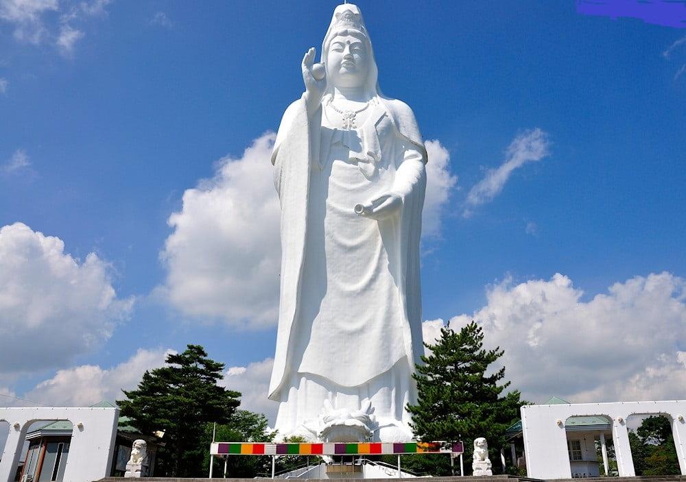 Sendai Daikannon Top 10 Tallest Statue in the World