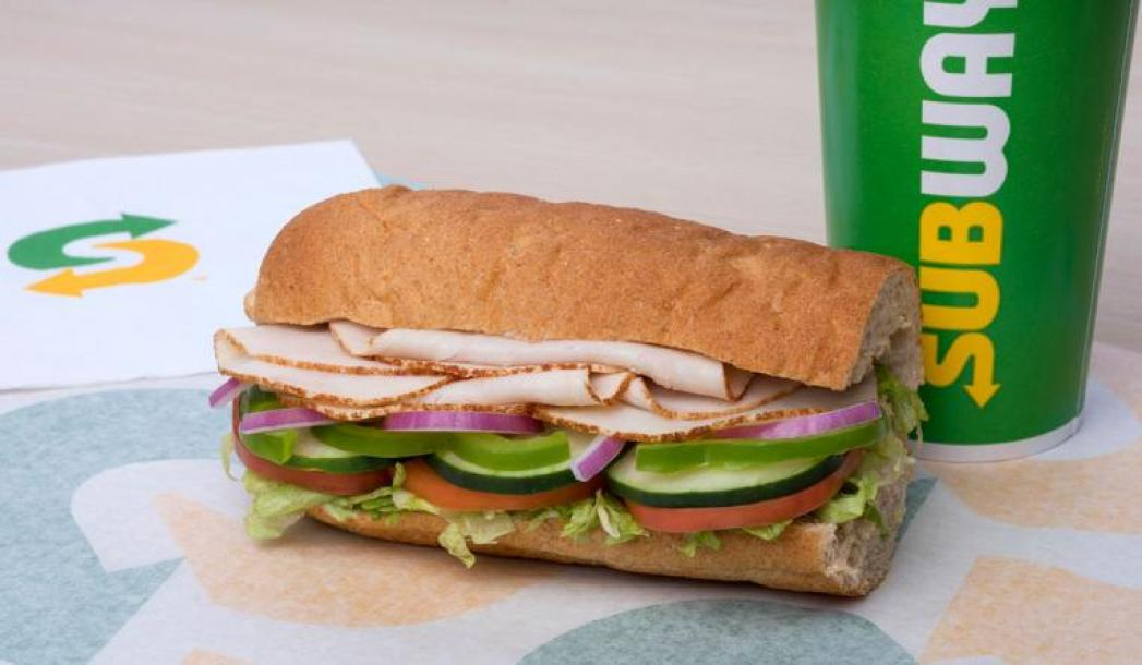 subway Top 10 Largest Fast Food Chains In The World