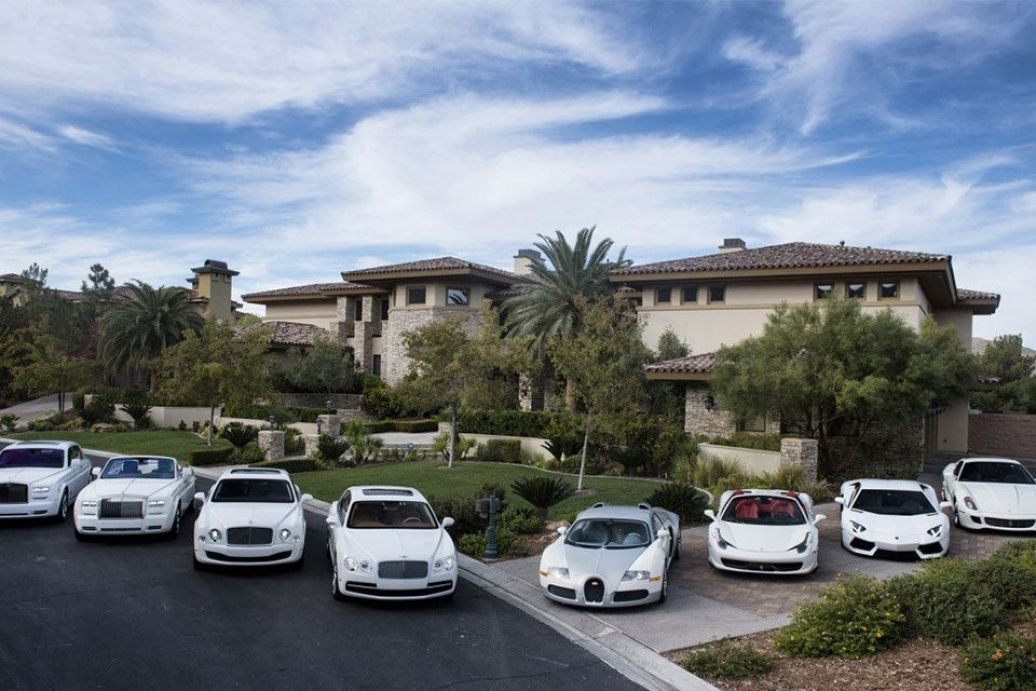 Collecting Expensive Cars