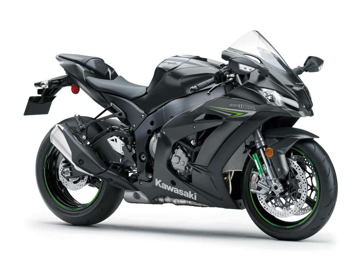 Kawasaki Ninja ZX 10R Top 10 Fastest Bikes In The World