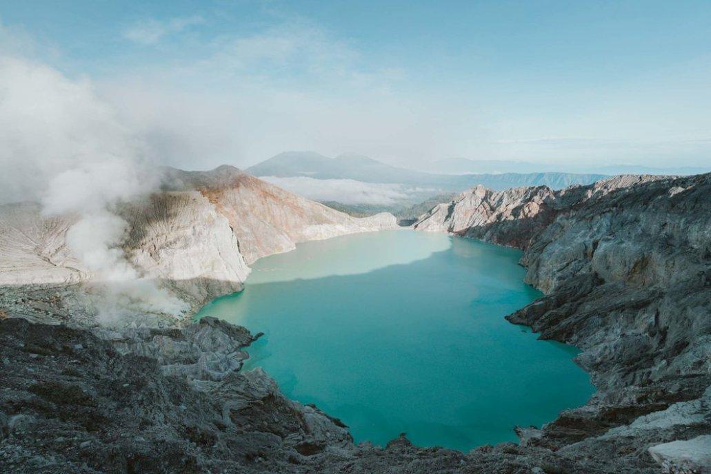 Kawah Ijen Lake (Indonesia)