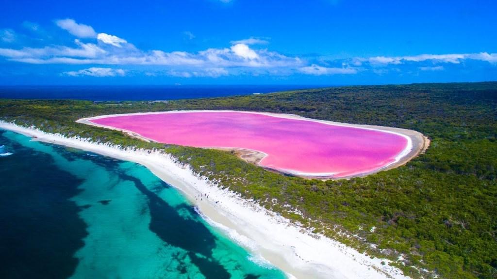 Lake Hillier (Australia)