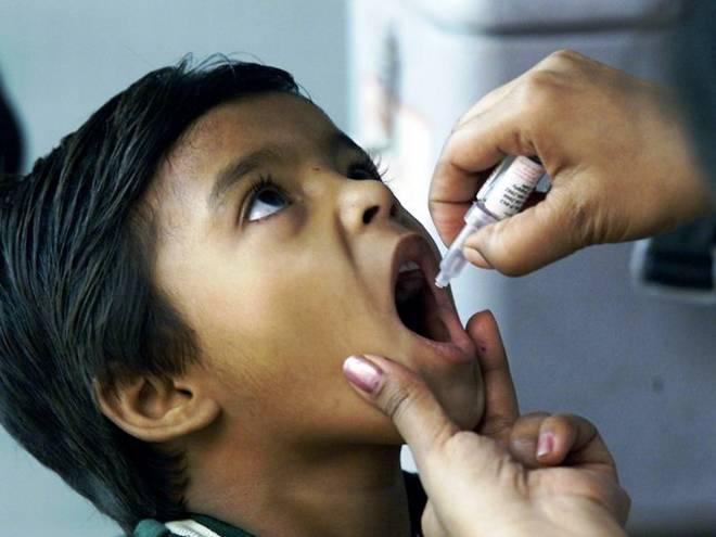 Polio nation free india