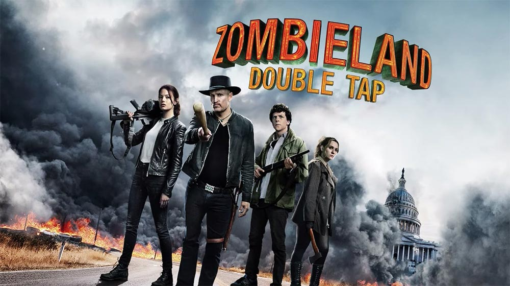 Zombieland: Double Tap Top 10 Best Zombie Movies of all Time