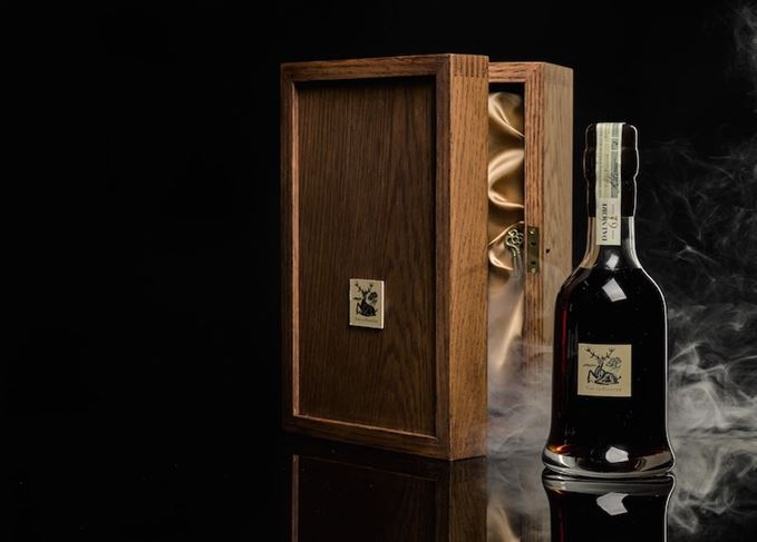 Dalmore 62 Top 10 Most Expensive Whiskeys in the World