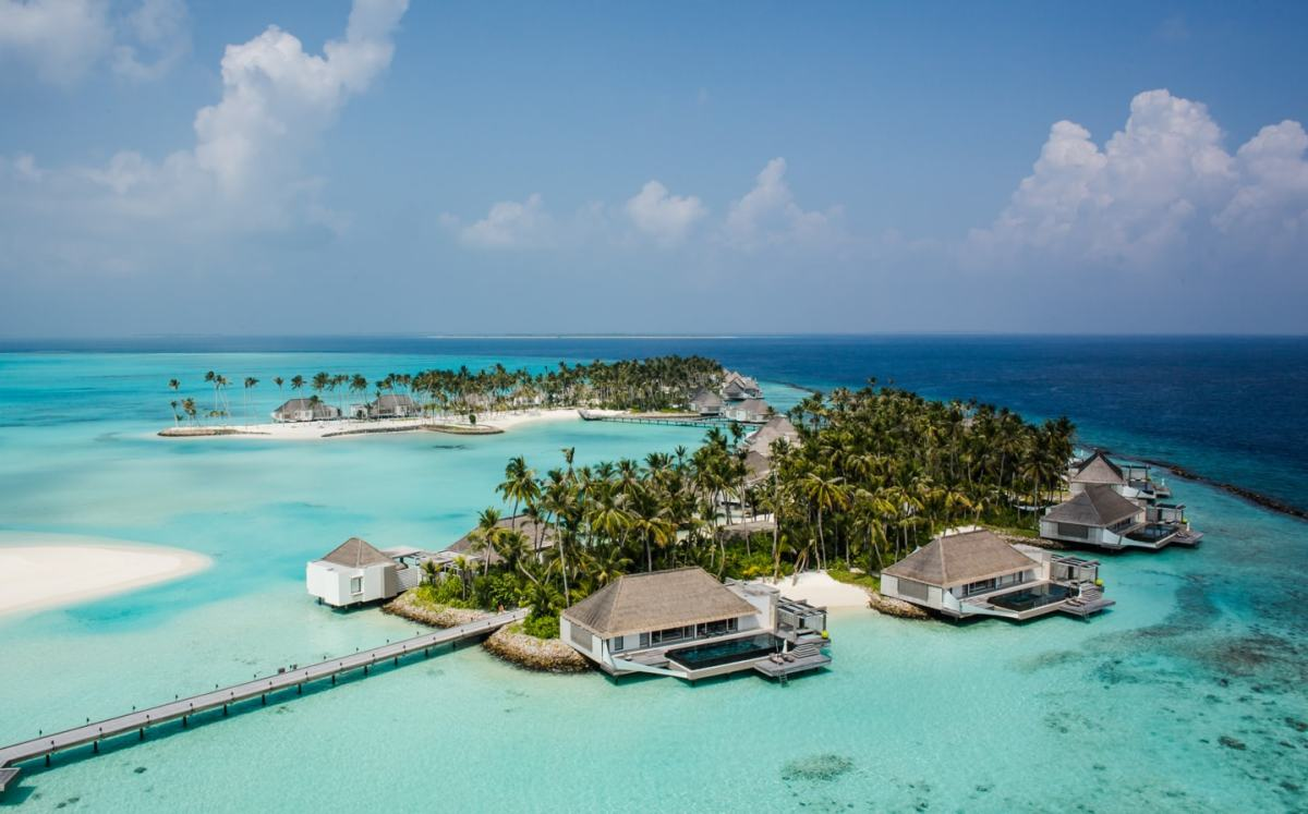 PRIVATE ISLAND, CHEVAL BLANC RANDHELI Top 10 Most Expensive Hotel Rooms in the World 2020