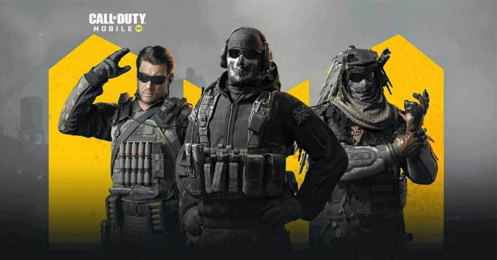 Call of Duty Top 10 Popular Online Games In The World 2020